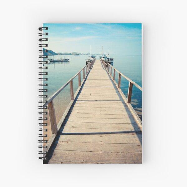 Step towards Komodo Spiral Notebook