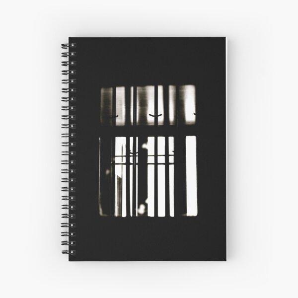 My Inner thoughts with Erik Satie Spiral Notebook