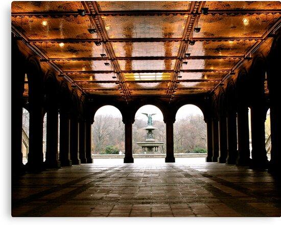 Bethesda Fountain Center by MPICS