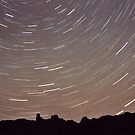Warrumbungle Stars. by Andrew Murrell