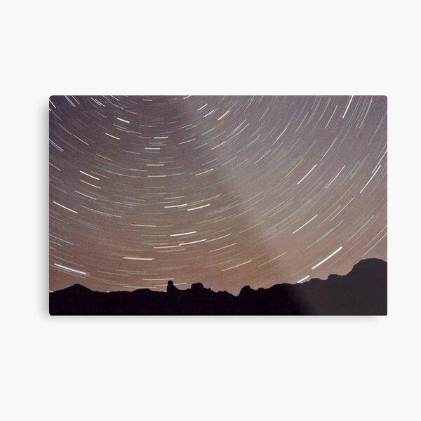 Warrumbungle Stars. Metal Print