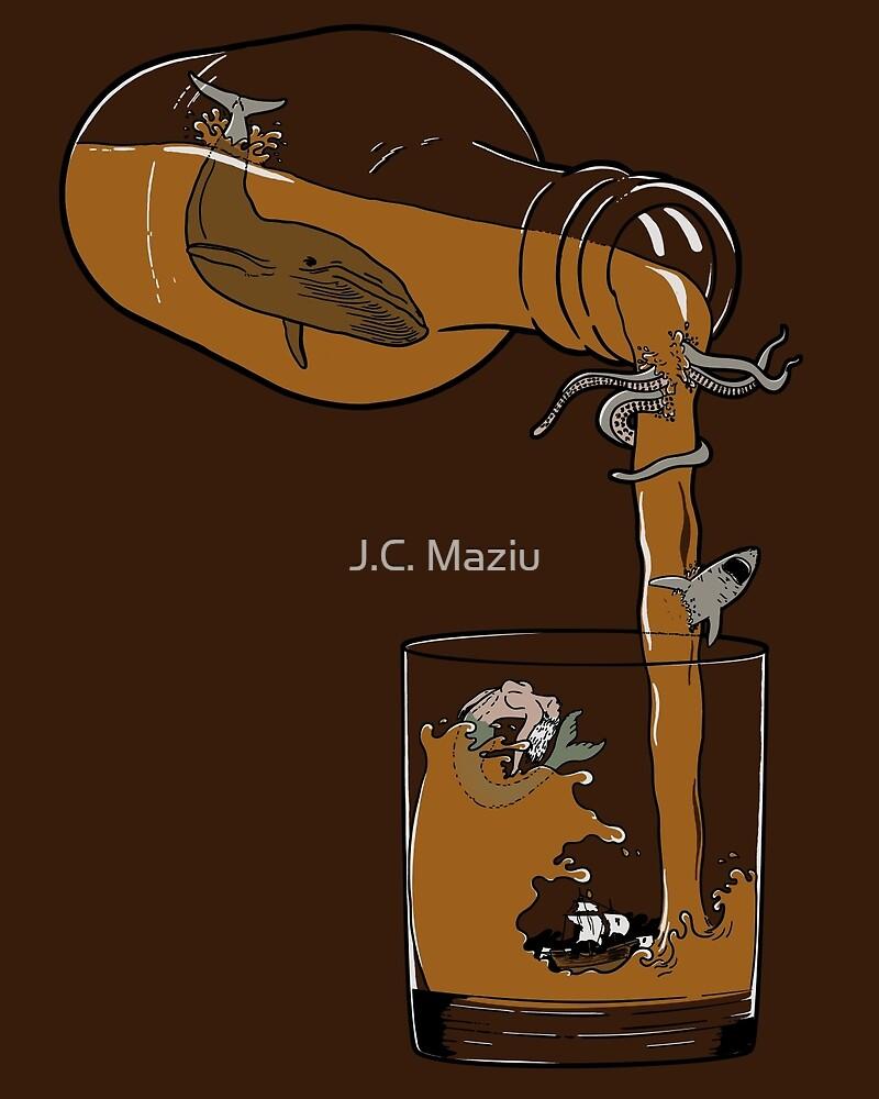 Sailor's delusions. by J.C. Maziu