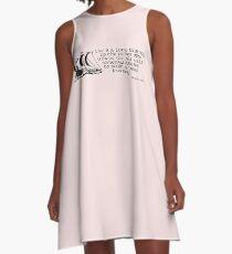 Valhalla A-Line Dress