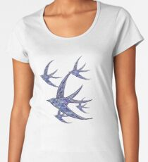 Swallows Women's Premium T-Shirt