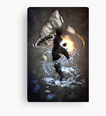 Get Bent :: The Avatar Canvas Print