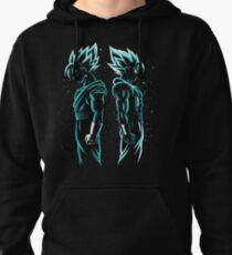 vegeto and gogeta Pullover Hoodie