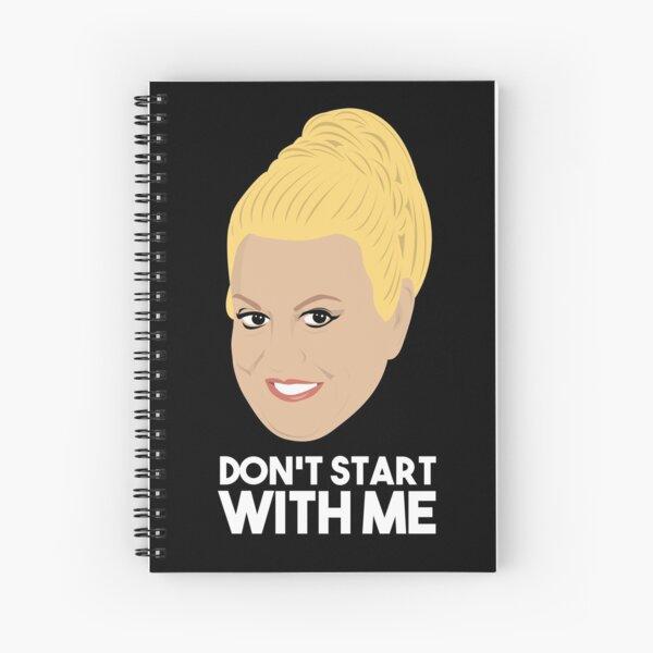 Kim Woodburn Spiral Notebook