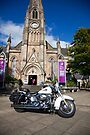 Rob Roy's Harley by Paul Thompson Photography