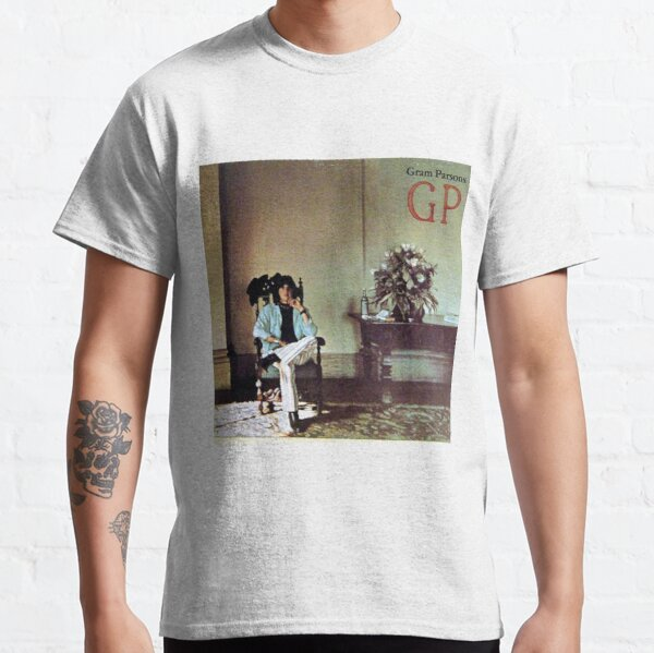 Gram Parsons, Country, Rock, GP Classic T-Shirt
