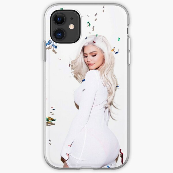 Kylie Jenner  iPhone Soft Case