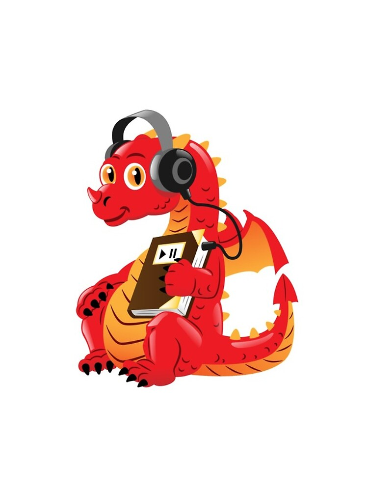 Audiobook Dragon by GeekNative