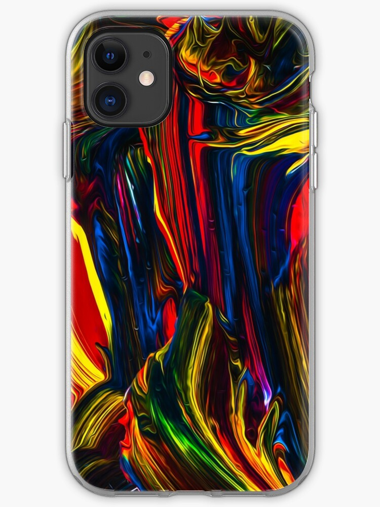 Abstract Liquid - Phone Case