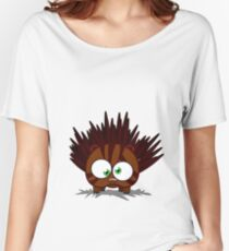 Hedgehog (no text) Women's Relaxed Fit T-Shirt