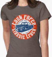 Task Force Apache Classic Truck 1955 - 1959 Tailliertes T-Shirt