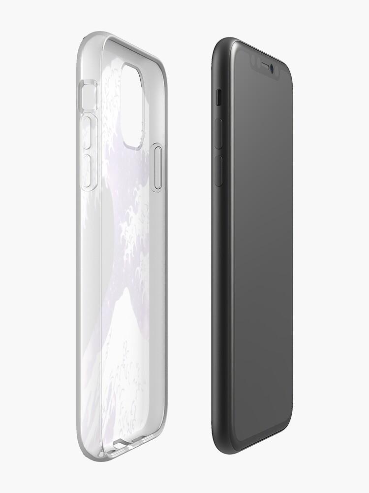Alternative Ansicht von Große Welle iPhone-Hülle & Cover