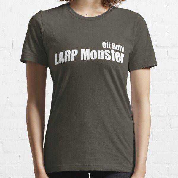 Off Duty LARP Monster Essential T-Shirt