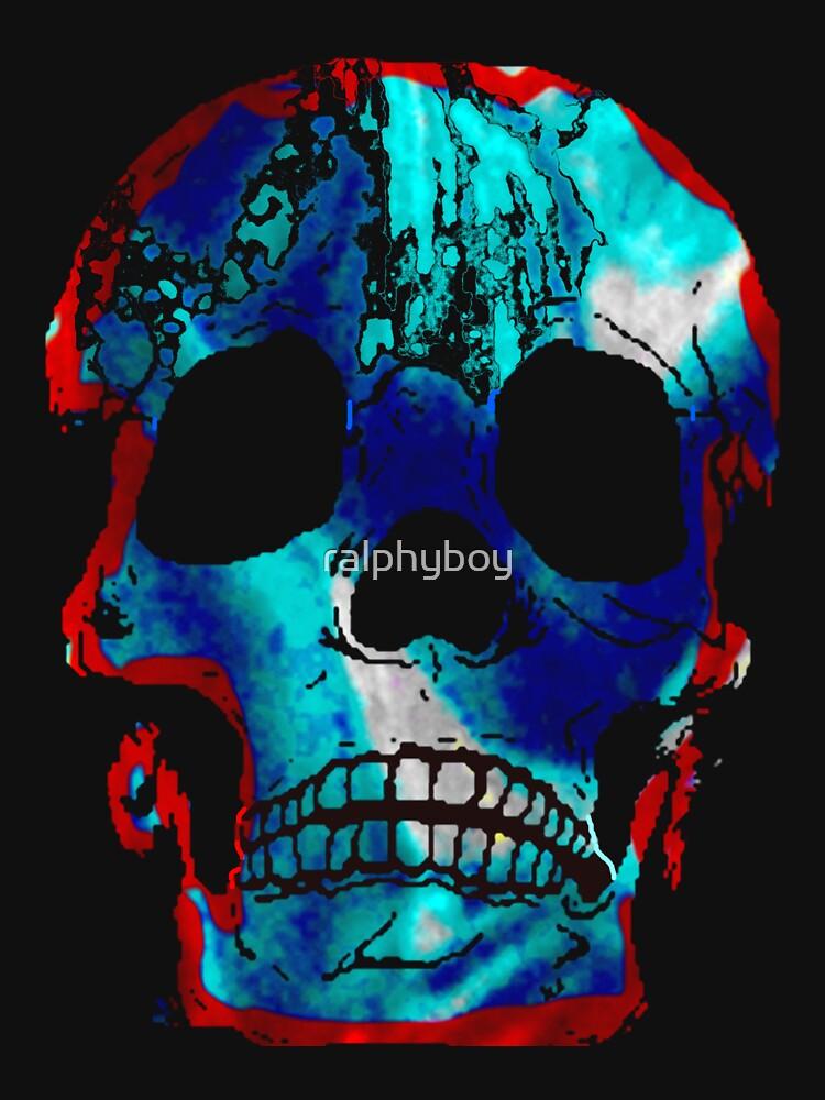 the skull version 2 by ralphyboy