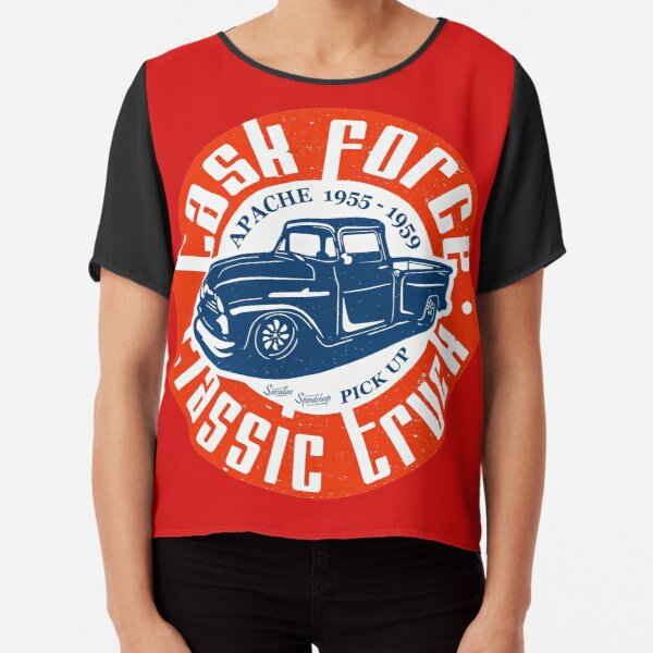 Task Force Apache Classic Truck 1955 - 1959 Chiffon Top