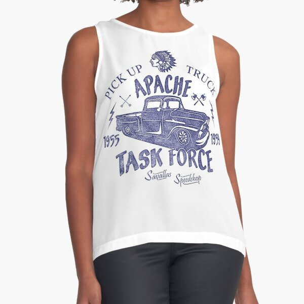 Chevrolet Apache Truck Task Force Series Sleeveless Top