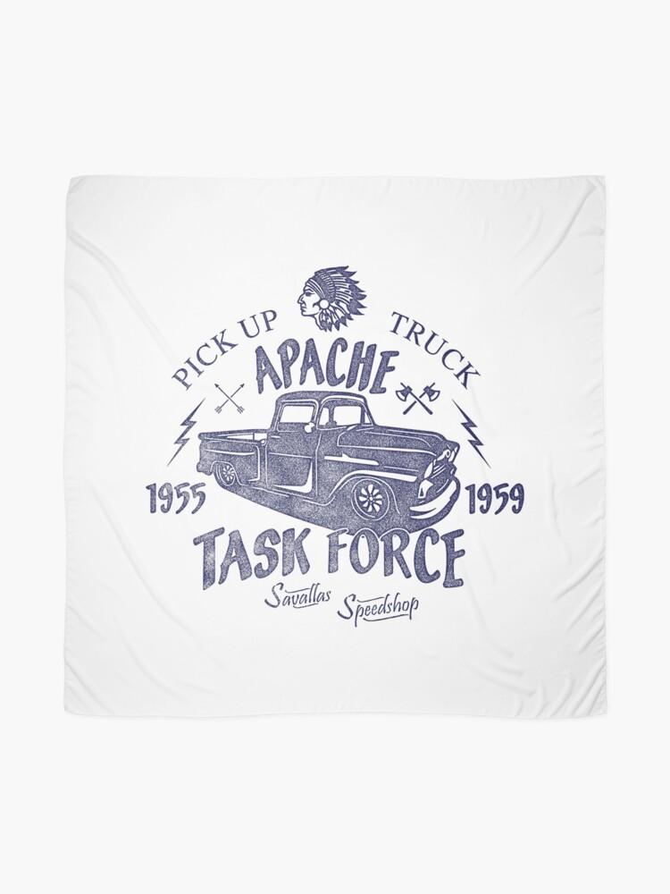 Alternative Ansicht von Chevrolet Apache Truck Task Force Series Tuch