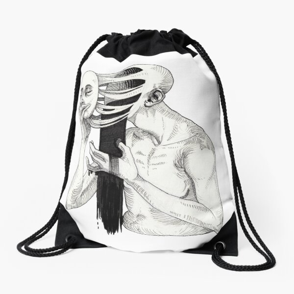 Release Drawstring Bag