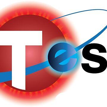 Transiting Exoplanet Survey Satellite (TESS) Mission Logo by Quatrosales