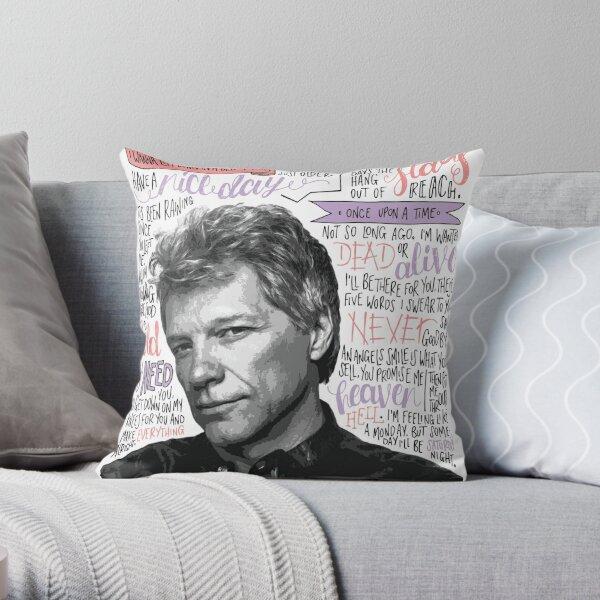 Jon Bon Jovi Cojín