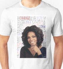Oprah Winfrey Unisex T-Shirt