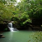 Swimming hole by Dan Holtmeyer