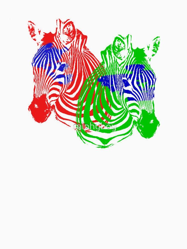 zebra by ralphyboy