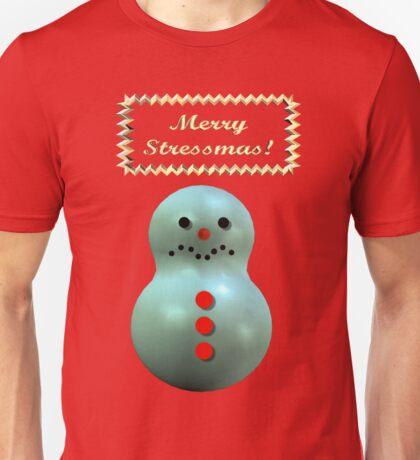 MERRY STRESSMAS! T-Shirt