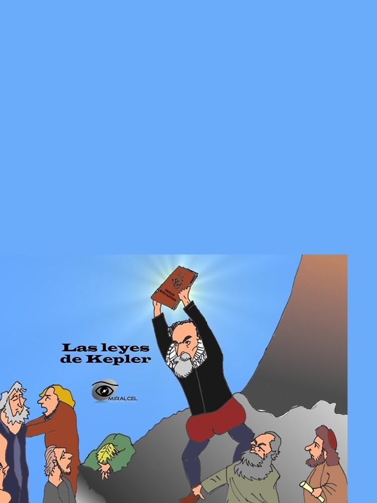 Kepler laws by Miralcel