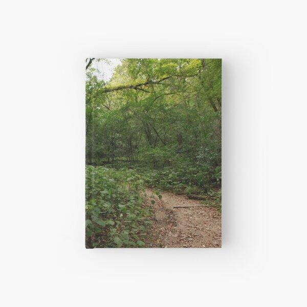 Refuge trail Hardcover Journal