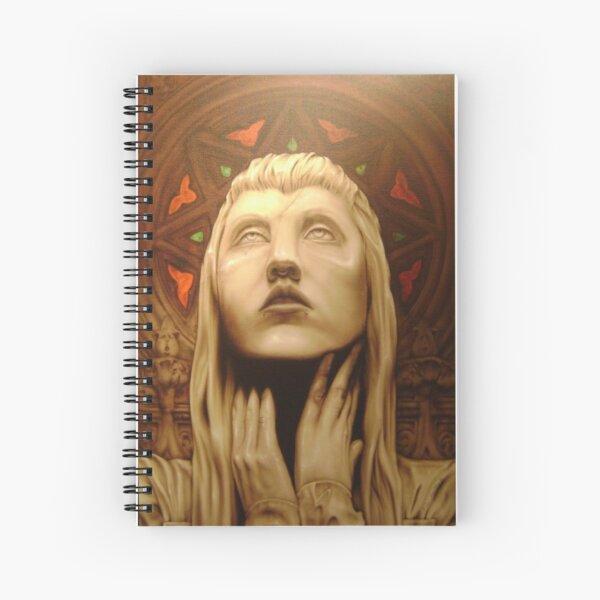 Forgive Me Spiral Notebook