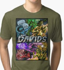 """The Davids Strike Back"" Survivor David vs. Goliath Episode 9 Tri-blend T-Shirt"