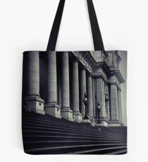 Steps of Parliament Tote Bag