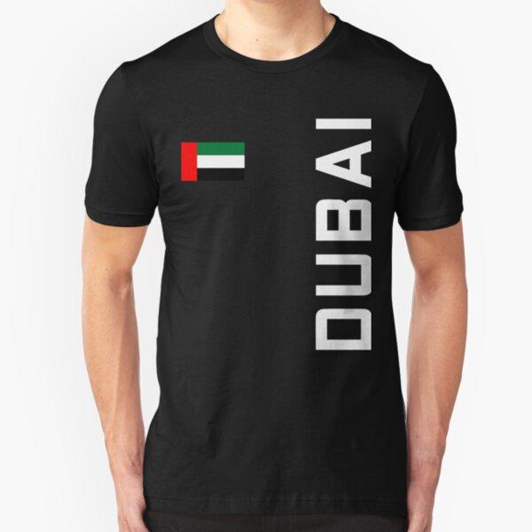 DUBAI DUBAI Slim Fit T-Shirt