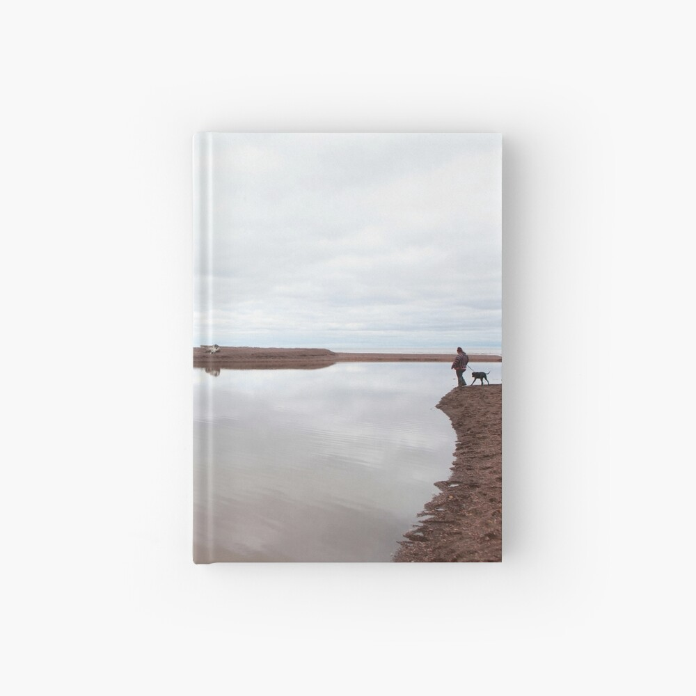 Mouth of the Gooseberry River Hardcover Journal