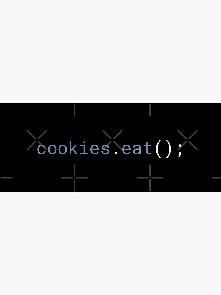 JavaScript - Eat Cookies by developer-gifts