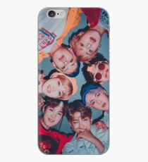 BTS Cute Group Poster - SG 2019  iPhone Case