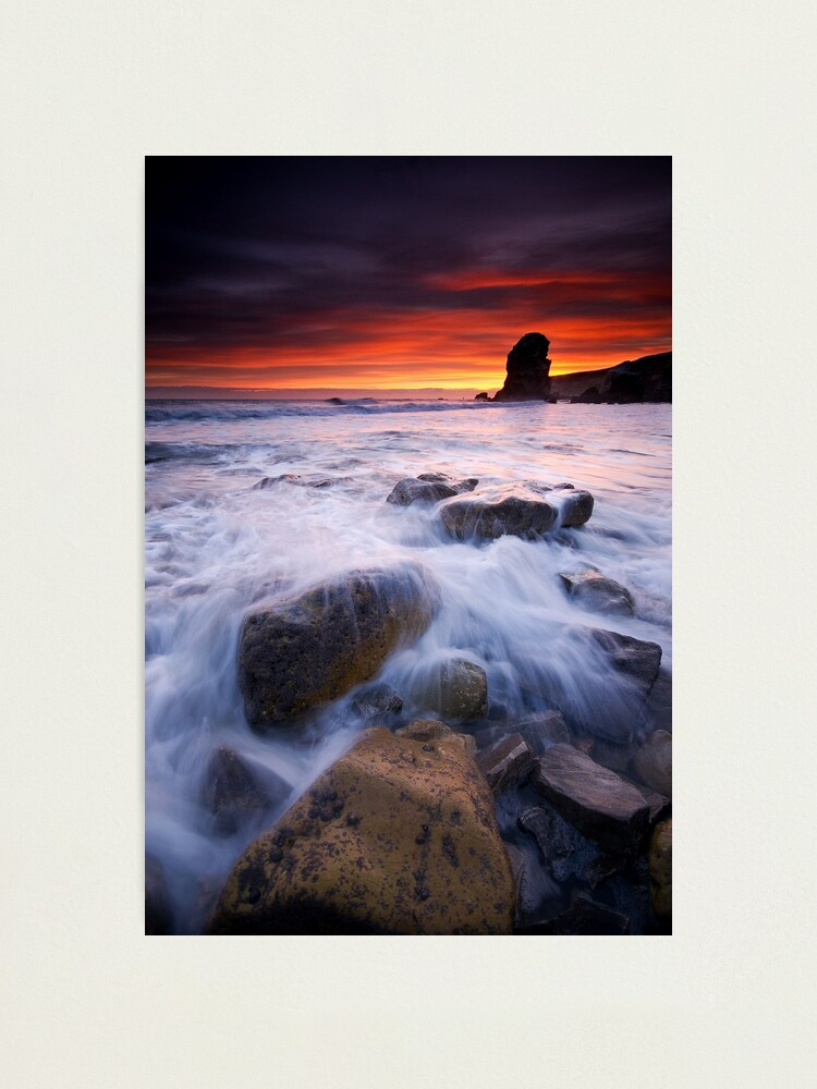 Alternate view of Winters dawn Photographic Print