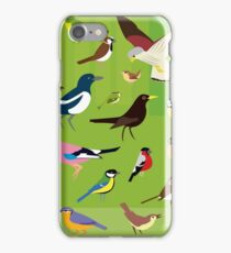 Oh Flock iPhone Case/Skin