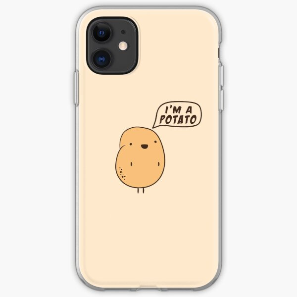Puglie Potato iphone 11 case