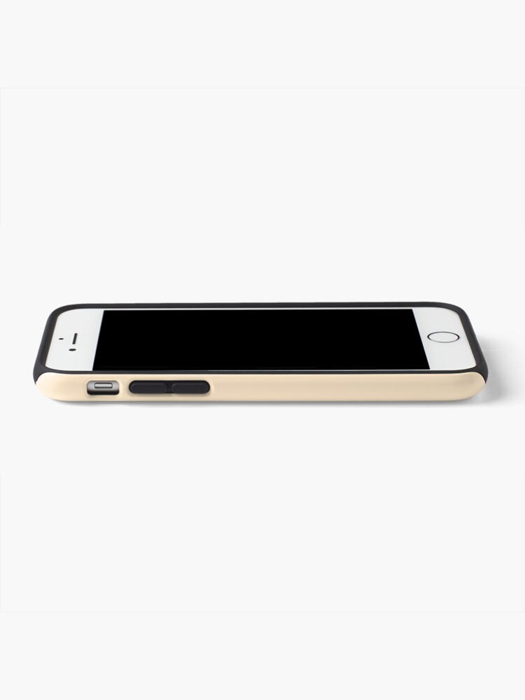 Alternate view of I'm a Potato iPhone Case & Cover