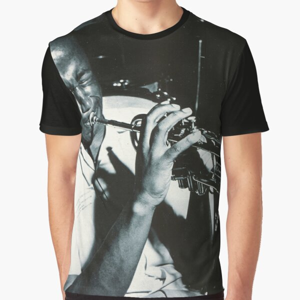 Clifford Brown Graphic T-Shirt