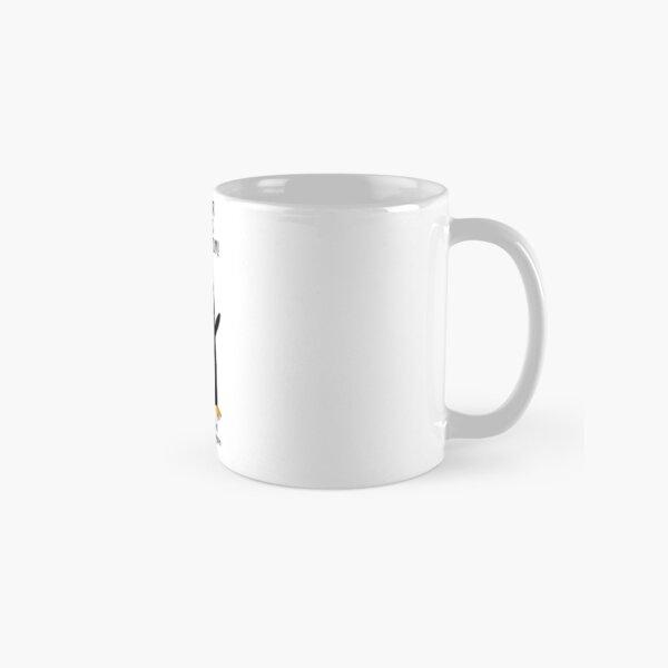 Brenda the Civil Disobedience Penguin Classic Mug