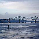 Conde McCullough Memorial Bridge by Bryan D. Spellman