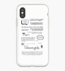 Lorelai Quotes iPhone Case