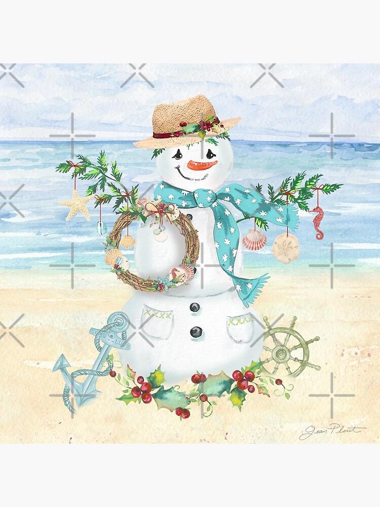 Coastal Christmas F by Jeanplout