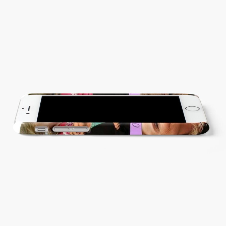 Alternate view of Hillary Clinton Collage iPhone Case & Cover